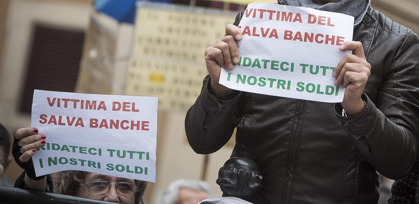 Risparmiatori truffati dalla Banche: com