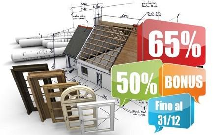 Ristrutturazione casa, incentivi fiscali