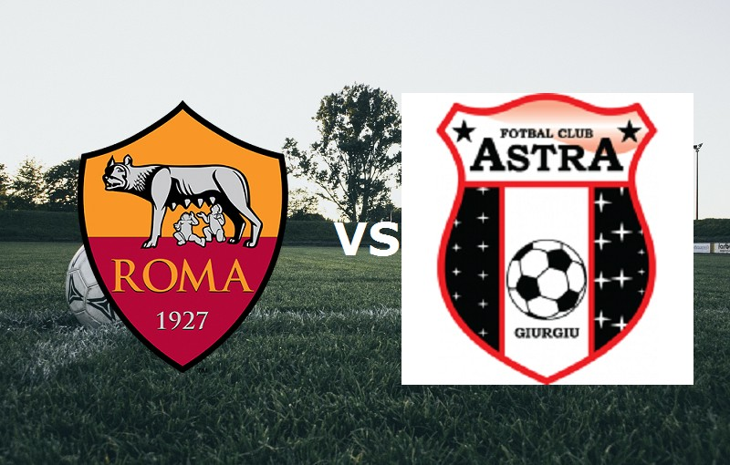 Roma Astra streaming live gratis link, s