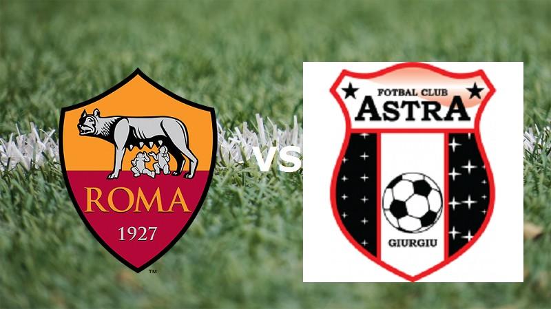 Roma Astra streaming gratis live. Vedere