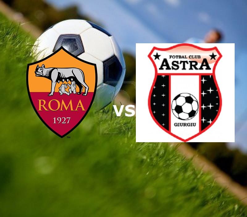 Roma Villarreal streaming live gratis. D