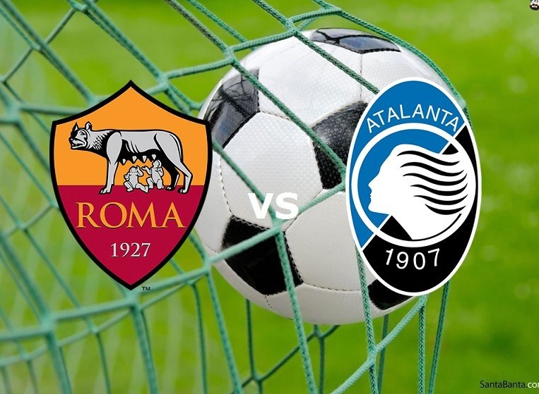 Roma Atalanta streaming live gratis dire