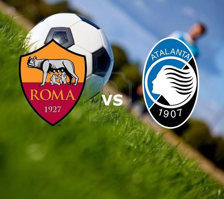 Roma Atalanta streaming. Vedere