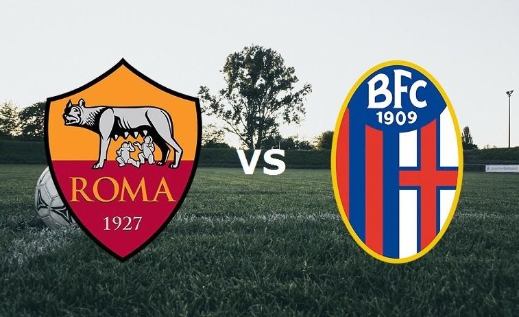 Roma Bologna streaming oggi gratis diret
