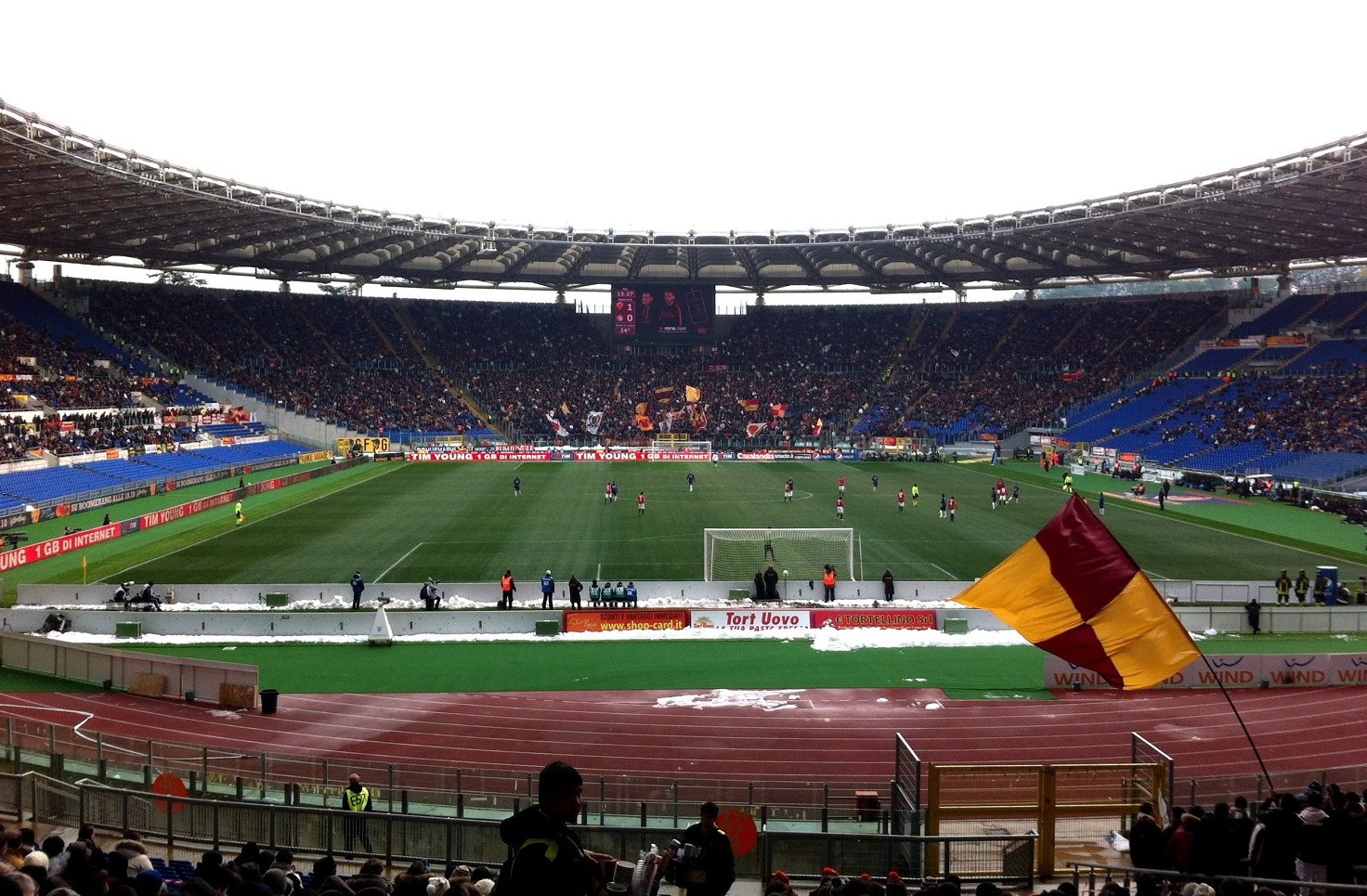 Roma Bologna Frosinone streaming live gr