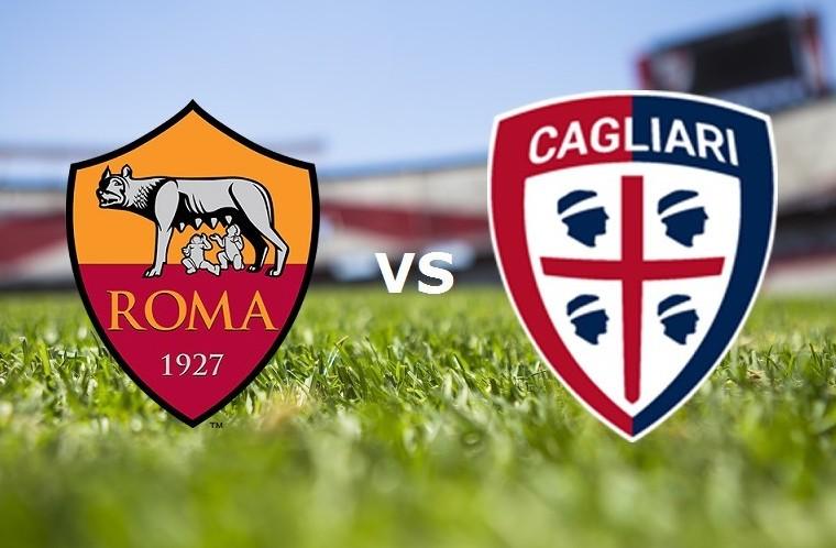 Roma Cagliari streaming oggi gratis dire