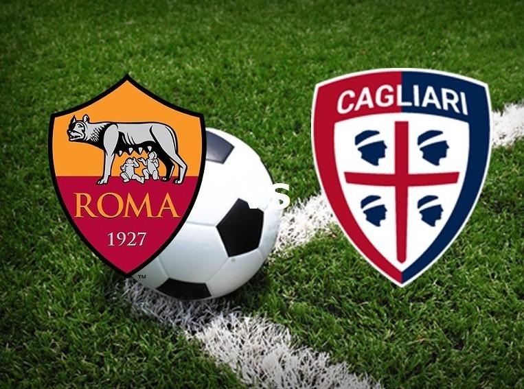 Roma Cagliari streaming. Vedere (aggiorn