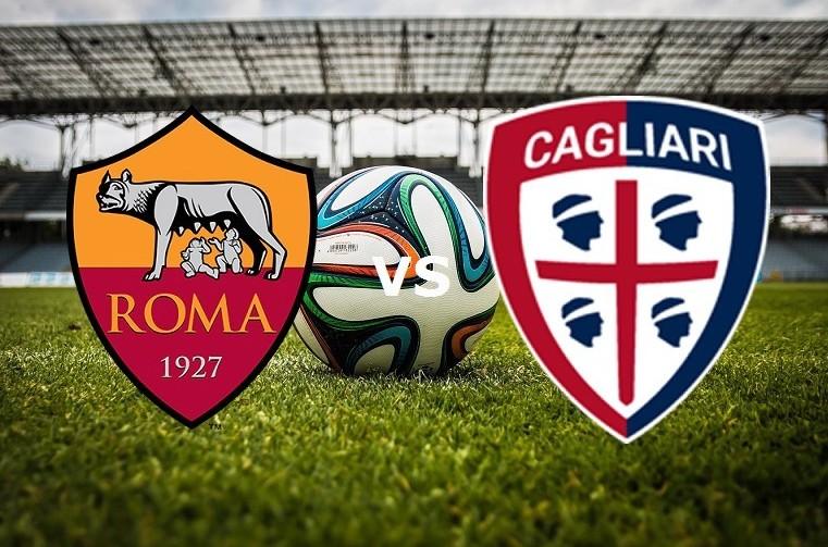 Roma Cagliari streaming gratis live. Com
