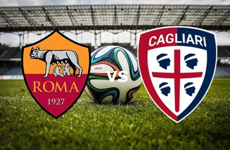 Roma Cagliari streaming. Dove vedere gra