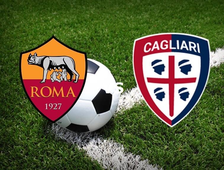 Roma Cagliari streaming gratis su link,