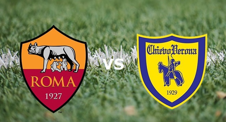 Roma Chievo streaming live gratis. Dove