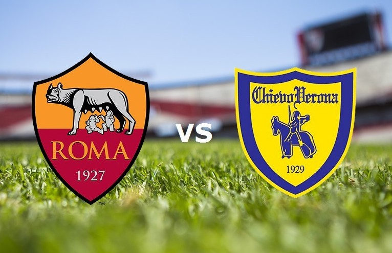 Roma Chievo streaming live gratis. Veder