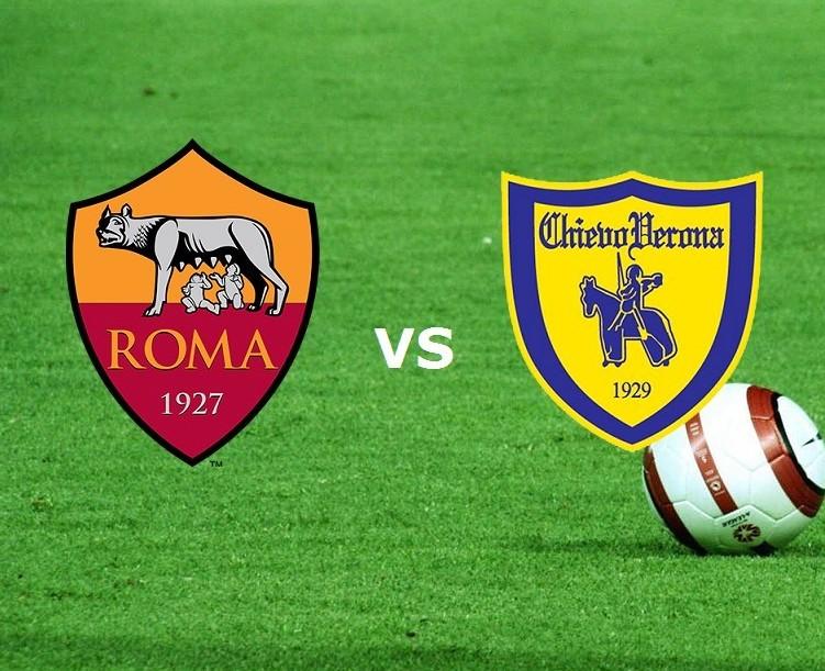 Roma Chievo streaming: come vedere live