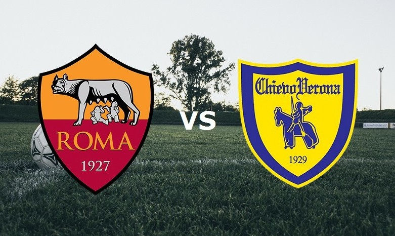 Roma Chievo streaming live gratis siti w