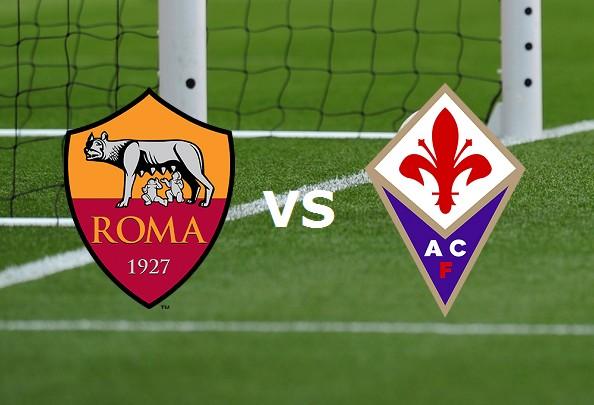 Roma Fiorentina streaming gratis live di