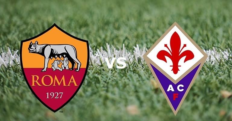 Roma Fiorentina streaming live gratis. V