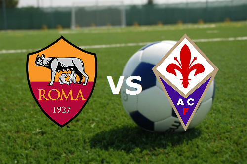 Roma Fiorentina streaming live gratis di