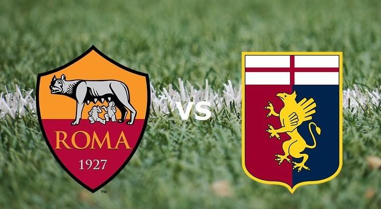 Roma Genoa streaming gratis diretta live