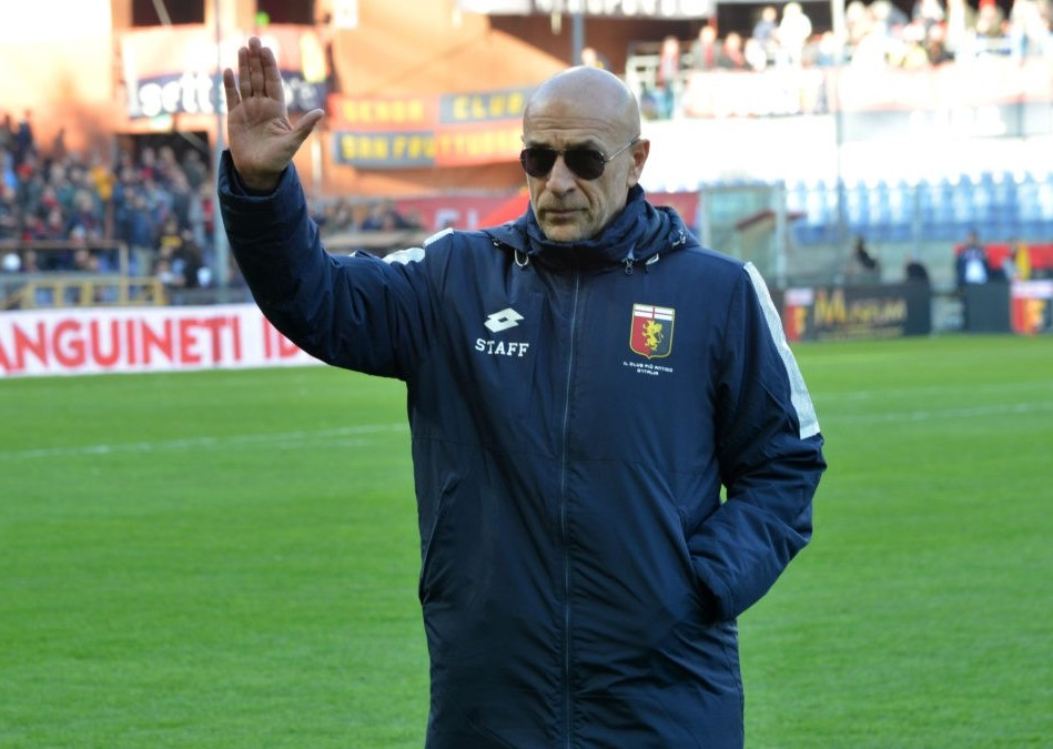 Roma Genoa streaming live gratis. Dove v