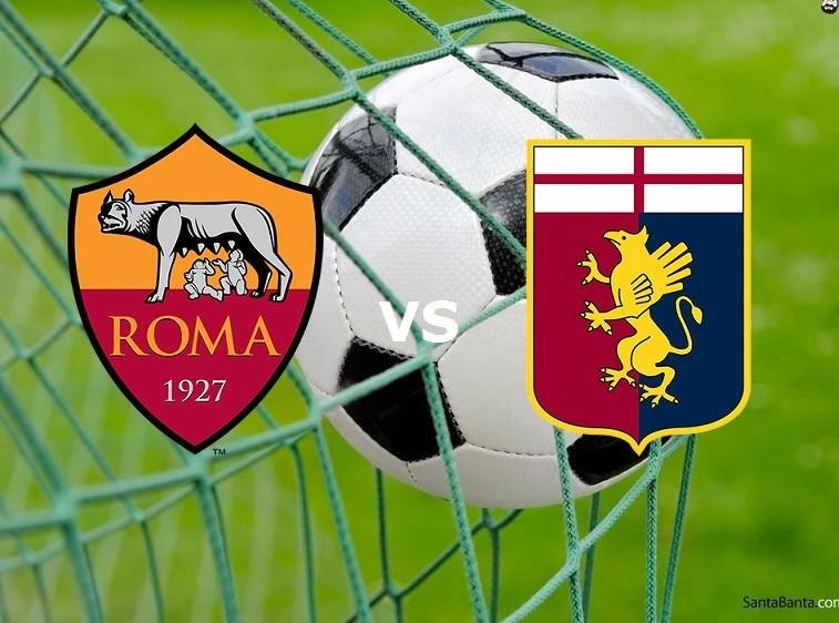 Roma Genoa streaming per vedere calcio S