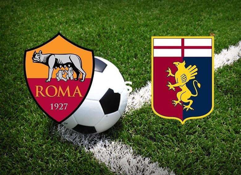 Roma Genoa streaming live gratis su siti