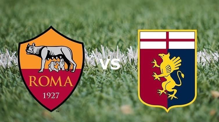 Roma Genoa streaming live gratis. Vedere