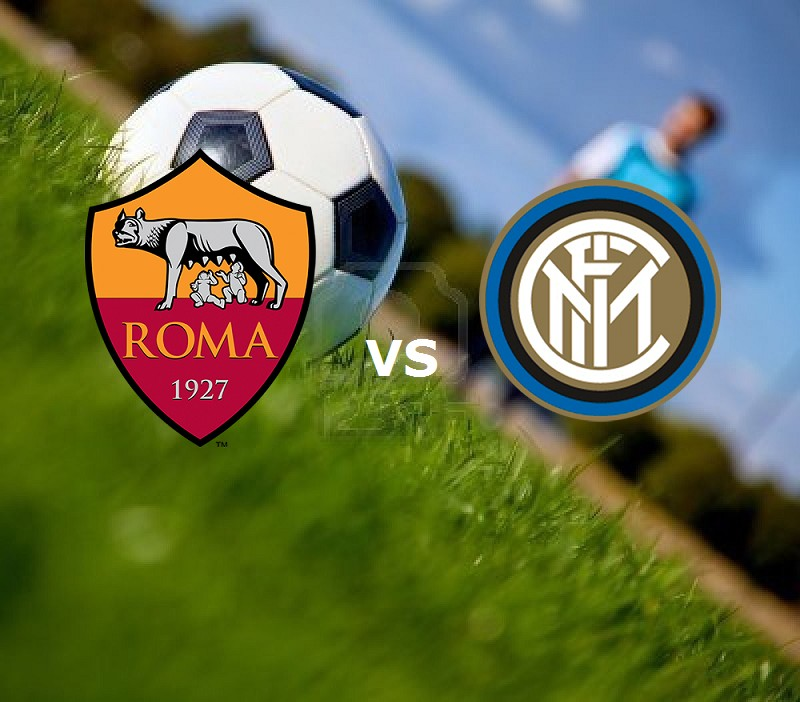 Roma Inter streaming live gratis. Dove v