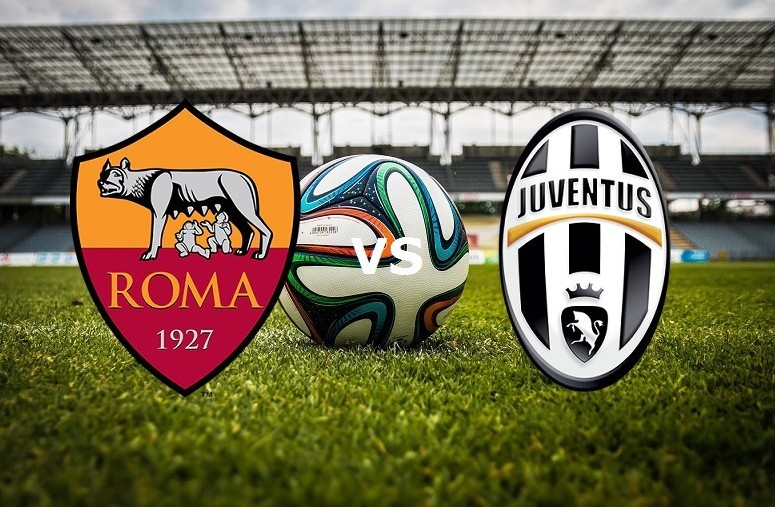 Roma Juventus streaming gratis live. Ved