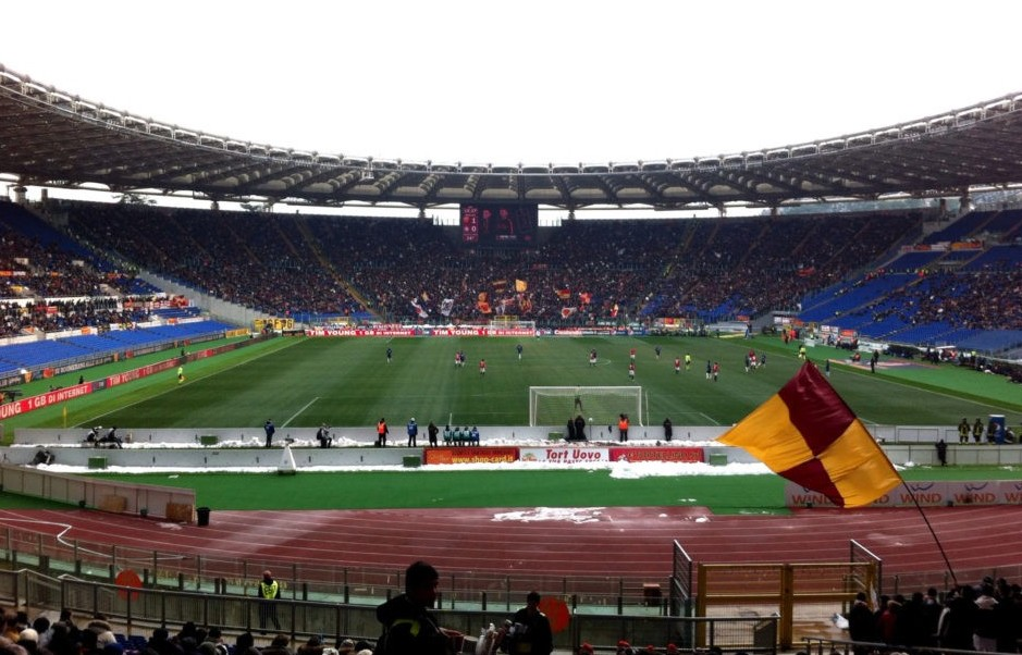 Roma Juventus streaming senza abbonament