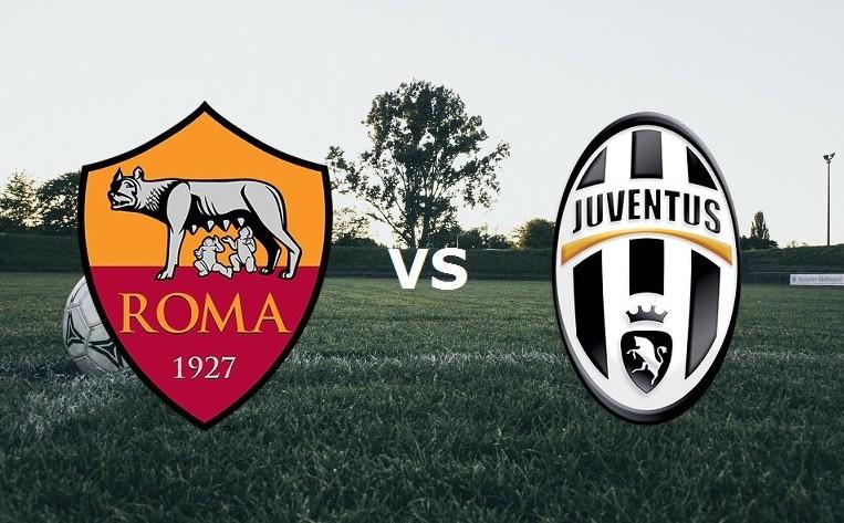 Roma Juventus streaming su Rojadirecta,