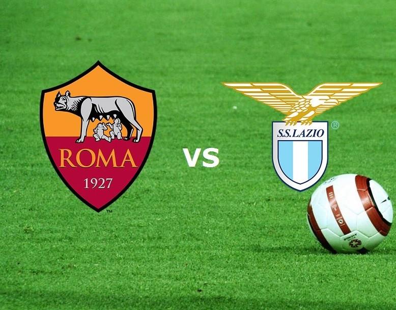 Roma Lazio streaming live gratis diretta