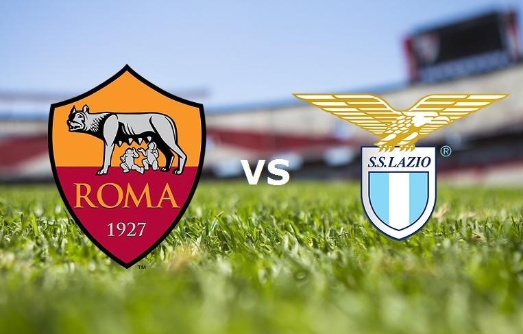 Roma Lazio streaming. Vedere