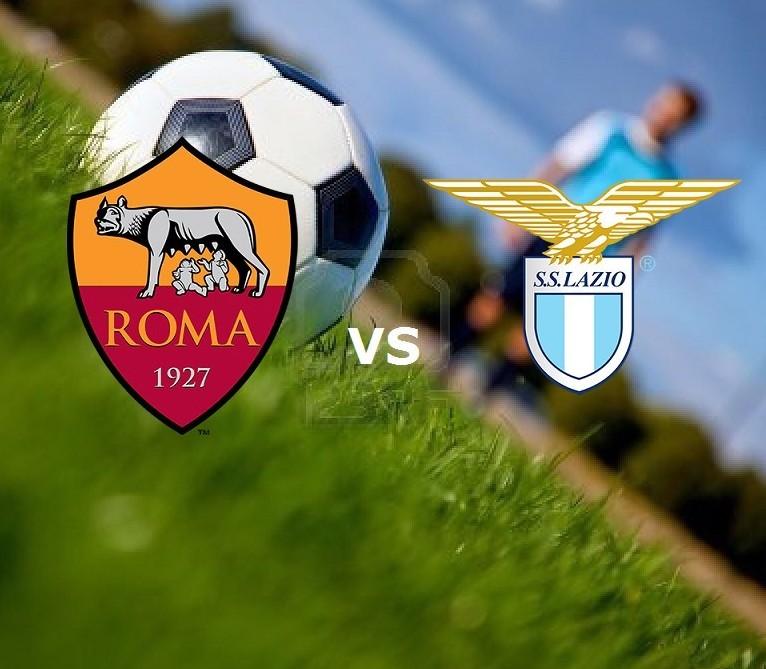 Roma Lazio streaming live gratis su link