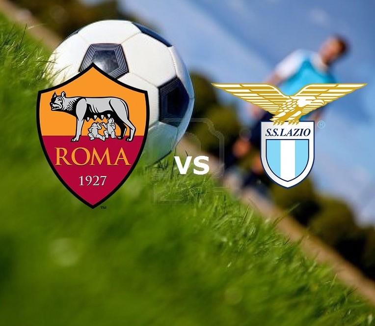Roma Lazio streaming live gratis. Vedere