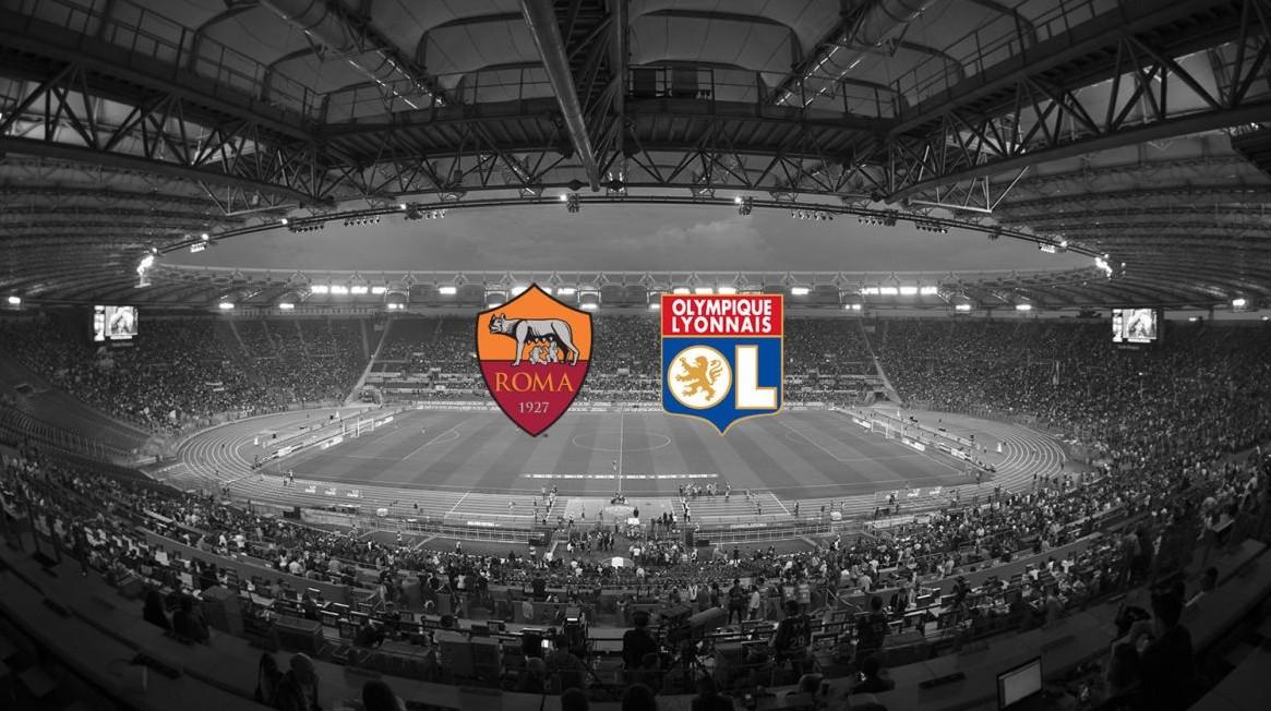 Roma Lione streaming ora al via su siti