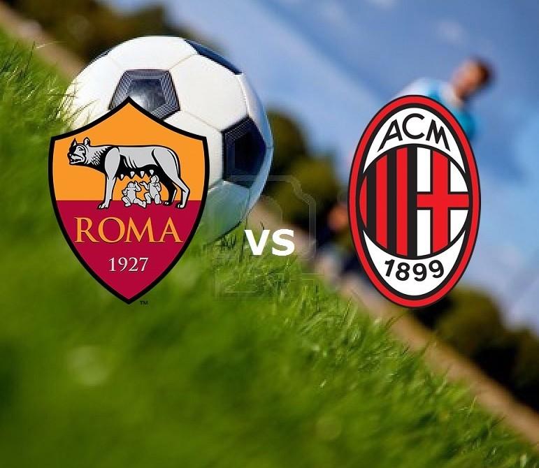 Roma-Milan ora n streaming come vedere l