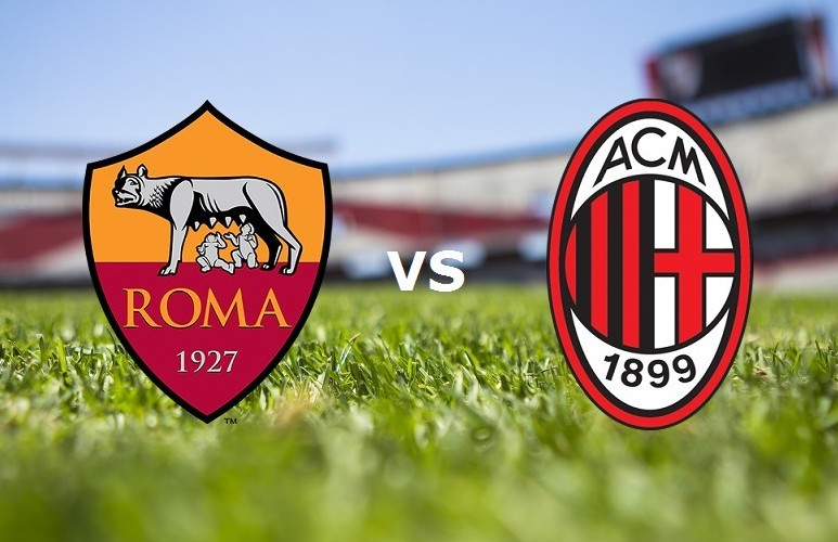 Roma-Milan streaming come vedere gratis