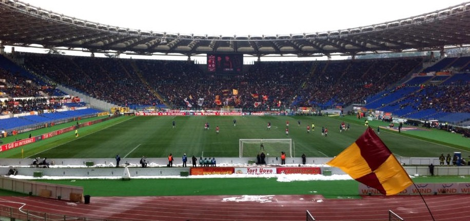 Roma Milan streaming live gratis. Dove v