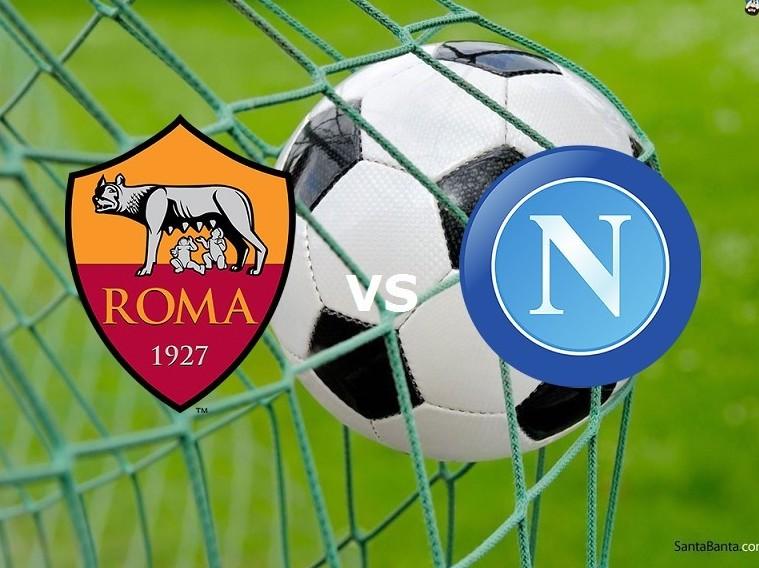 Roma Napoli streaming gratis live dirett