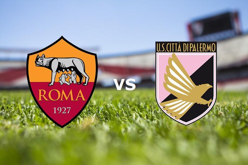 Roma Palermo streaming gratis live. Vede