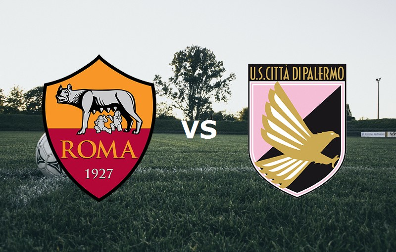 Roma Palermo streaming gratis live link,