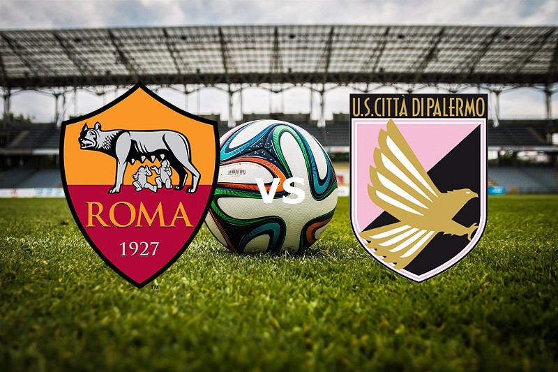 Roma Palermo streaming per vedere (aggio
