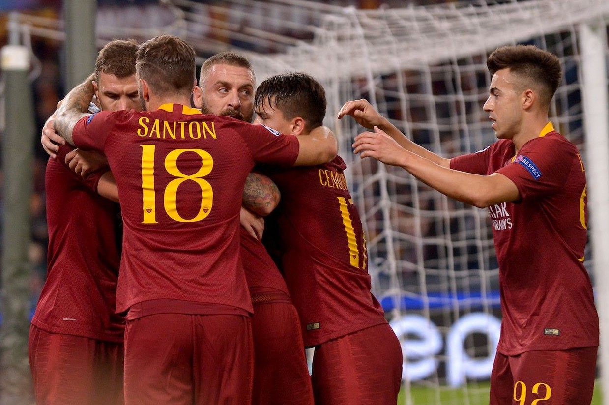 Roma Real Madrid streaming ora gratis li