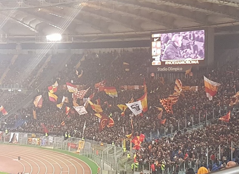 Roma Sampdoria streaming live gratis par