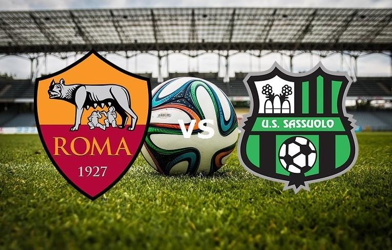 Roma Sassuolo streaming e come vedere, d