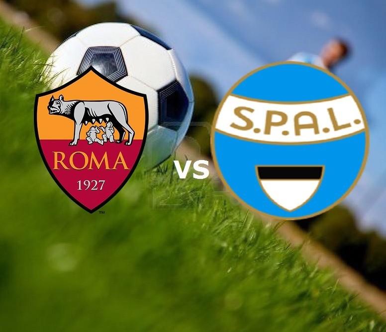 Roma SPAL dove vederla oggi e orario