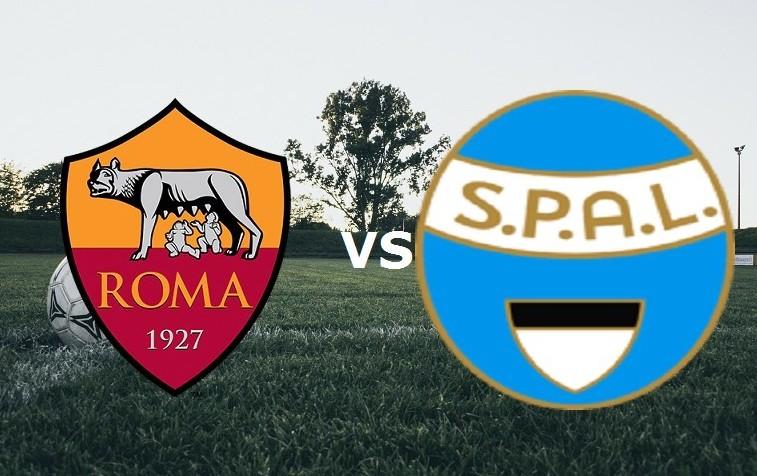 Roma SPAL streaming live gratis. Vedere