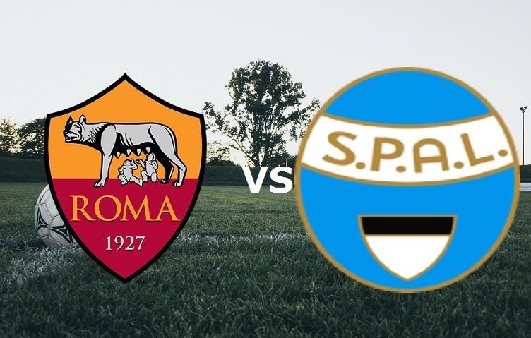 Roma SPAL streaming per vedere anticipo