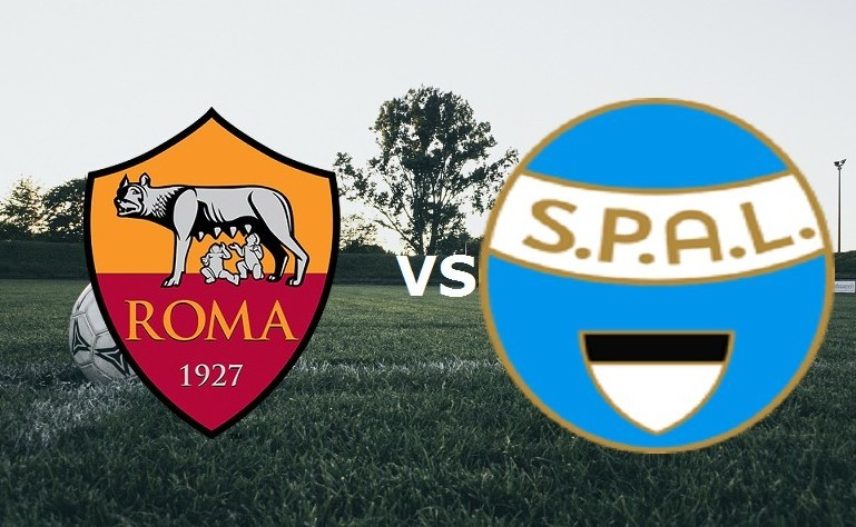 Roma SPAL streaming live gratis. Come ve