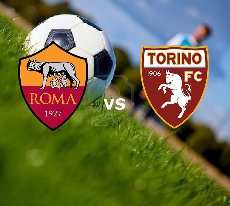 Roma Torino streaming live gratis dirett